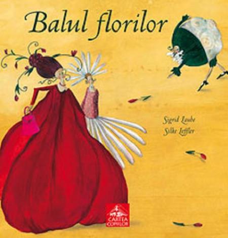 Balul florilor - o poveste minunata despre toleranta - coperta