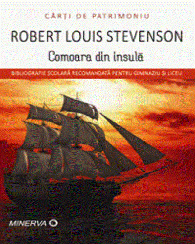 Comoara din insula - de Robert Louis Stevenson