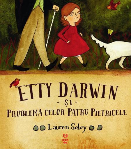 Etty Darwin si problema celor patru pietricele - coperta
