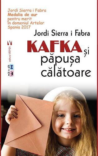 Kafka si papusa calatoare - coperta