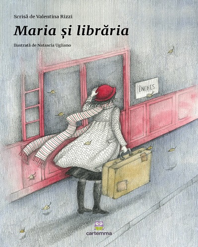Maria si libraria - coperta