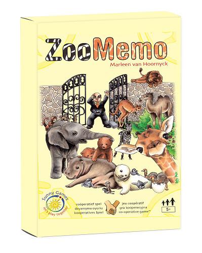 ZooMemo - joc de memorie si de cooperare +5 ani