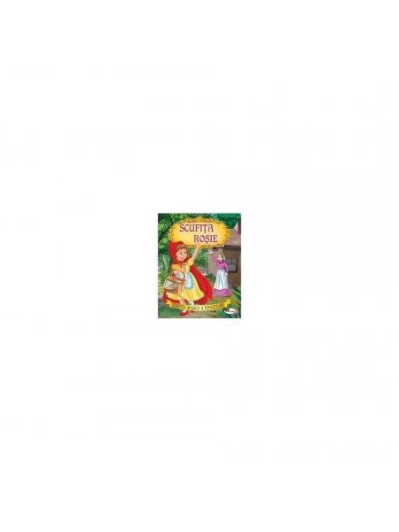 Cartea magica a povestilor - Scufita Rosie