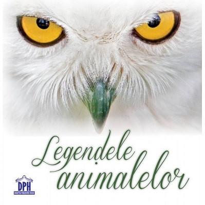 Legendele animalelor - carte cu povesti ilustrate despre animale