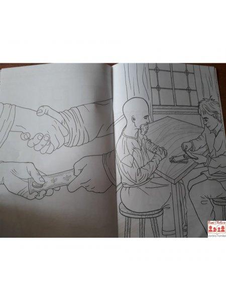 Maruntila si Bancnotila - poveste de educatie financiara pentru copii