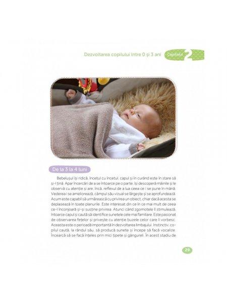 Montessori de la nastere la 3 ani - continut