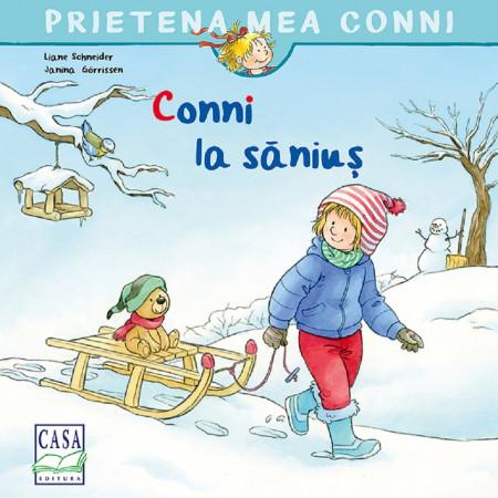 Prietena mea Conni. Vol. 18 - Conni la sanius - coperta