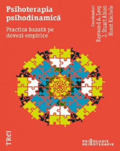 Psihoterapia psihodinamica. Practica bazata pe dovezi empirice - coperta