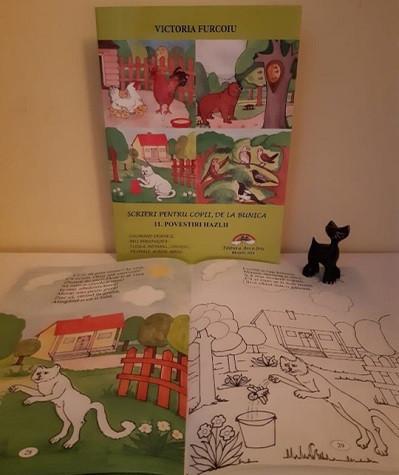 Scrieri pentru copii, de la bunica - vol. 11. Povestiri hazlii - interior