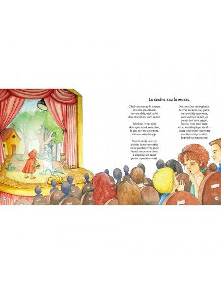Cuvintele magice - poezii de Simona Epure - interior