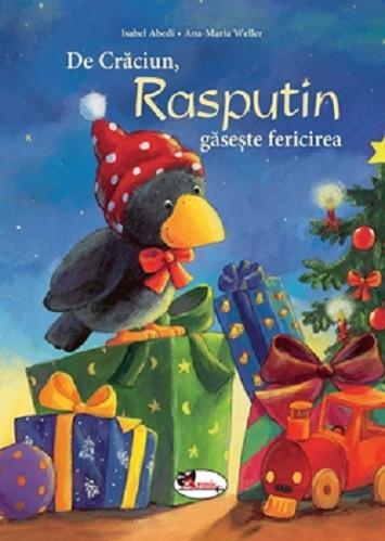 De Craciun, Rasputin gaseste fericirea - poveste palpitanta care se petrece in noaptea de Craciun - coperta