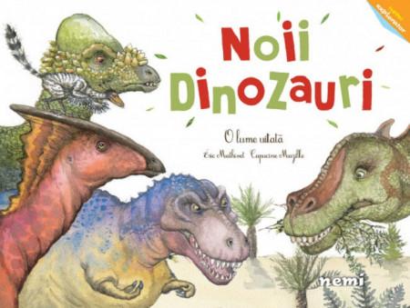 Noii dinozauri. O lume uitata - coperta