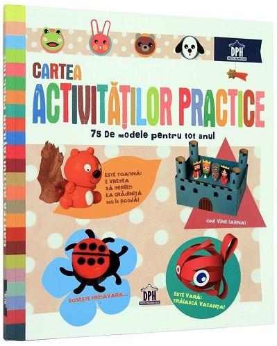 Pachet Activitati practice de gradinita - Cartea activitatilor practice