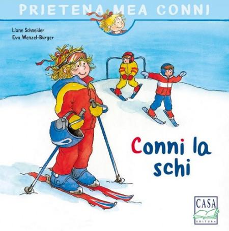 Prietena mea Conni. Vol. 30 - Conni la schi - coperta