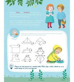 Caietul meu de activitati Montessori. Cifre si litere - interior 1
