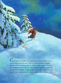 De Craciun, Rasputin gaseste fericirea - poveste palpitanta care se petrece in noaptea de Craciun - interior 1