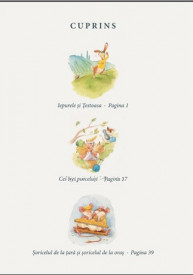 Fabule - repovestite de Natalie Portman - cuprins