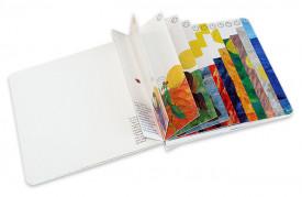 Gargarita morocanoasa de Eric Carle - interior