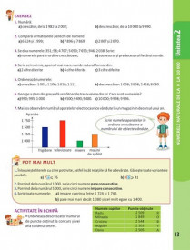 Matematica. Manual pentru clasa a III-a. 2 volume: semestrul 1 si 2 - interior 2