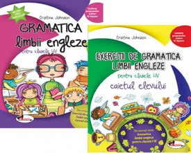 Pachet Engleza gramatica si aplicatii - clasele primare