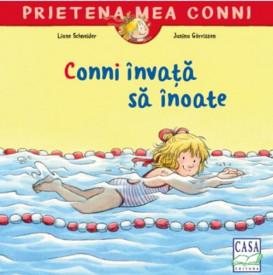 Prietena mea Conni. Vol. 34 - Conni invata sa inoate