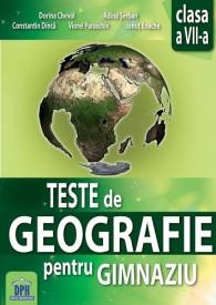 Teste de geografie pentru gimnaziu - clasa a VII-a