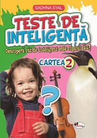 Teste de inteligenta. Cartea 2 - 3-5 ani