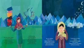 MALALA pentru dreptul fetelor la educatie - interior
