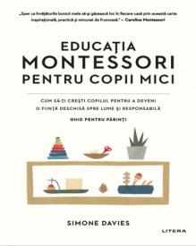 Educatia Montessori pentru copii mici - 1-3 ani