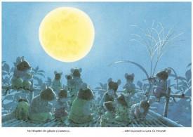 Familia Soricel sub clar de luna - interior 3
