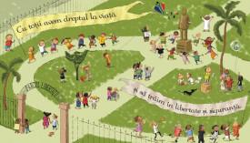 Toti ne nastem liberi - Declarația Universală a Drepturilor Omului explicată copiilor prin imagini de excepţie