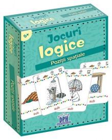 Jocuri logice. Pozitii spatiale