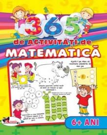 365 de activitati de matematica (+ 6 ani)