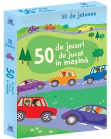 50 de jocuri de jucat in masina