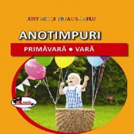 Anotimpuri - primavara/vara