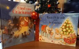"""Cadou de Craciun - """"Cand vine Craciunul?"""" si """"Inca 24 de zile pana la Craciun"""""""