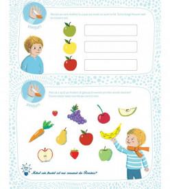 Caietul meu de activitati Montessori. Cifre si litere - interior 3