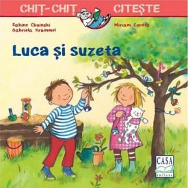 Chit-Chit citeste. vol. 6 - Luca si suzeta