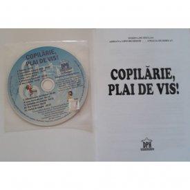 Copilarie, plai de vis! - carte cu CD audio