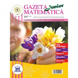 Gazeta matematica nr. 91 - martie 2020