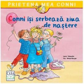 Prietena mea Conni. Vol. 21 - Conni isi serbeaza ziua de nastere