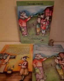 Scrieri pentru copii, de la bunica - vol. 13. Capra cu trei iezi supravietuitori - interior