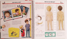 Enciclopedie Sa ne cunoastem corpul 4-7 ani - interior