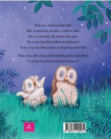 Iubire cat pentru doi - o poveste blanda pentru familiile care asteapta in bebelus, din care copiii invata ca iubirea nu se imparte, ci se inmulteste - coperta 4