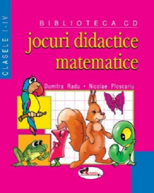 Ultimul exemplar! Jocuri didactice matematice - ciclul primar