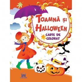 Toamna si Halloween