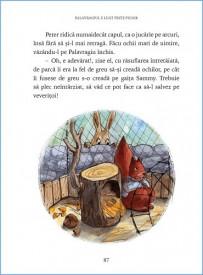 Aventurile Palavragiului, veveritoiul rosu - interior 1