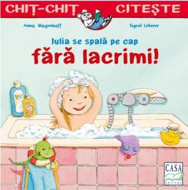 Chit-Chit citeste. Vol. 7 - Iulia se spala pe cap fara lacrimi! + revista cu activitati Conni
