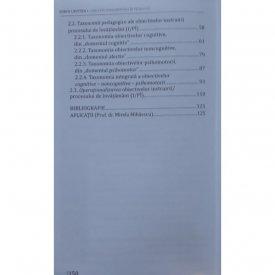 Vol. 8. Concepte fundamentale in pedagogie - cuprins