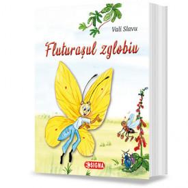Fluturasul zglobiu - poezii de Vali Slavu